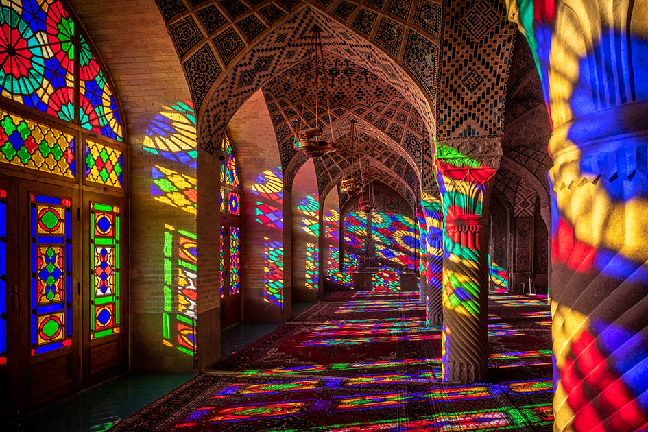 ©-Thorge-Berger—Shiraz—Nasir-al-Molk-Moschee-innen