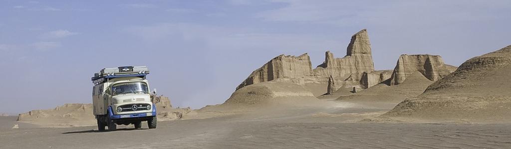 Iran – Sandwüste Lut