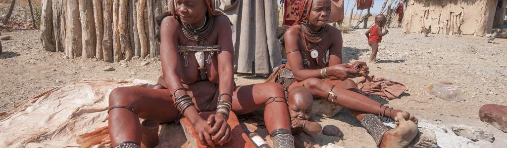 Namibia_zu Besuch bei dem Volk der Himba